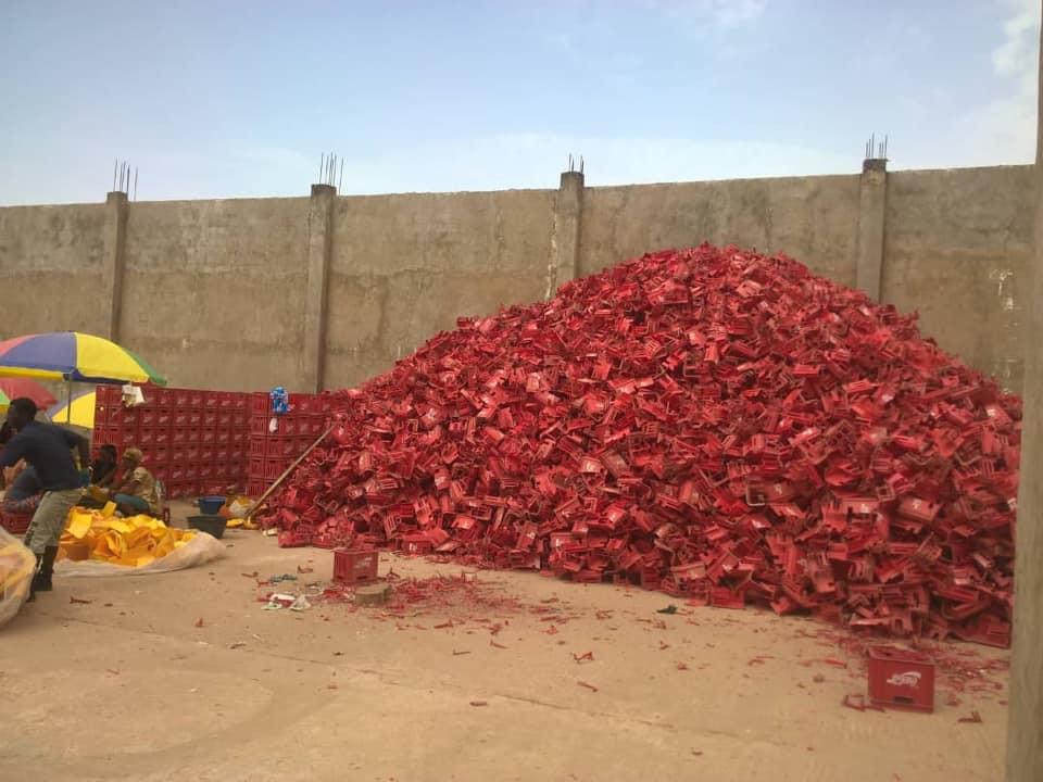 Plastic Recycling Gambia Ltd
