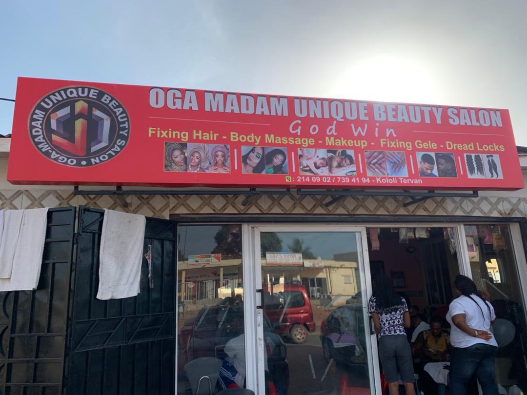 Oga Madam Unique Beauty Salon