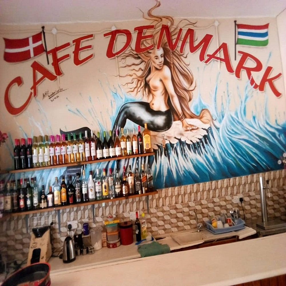Cafe Denmark